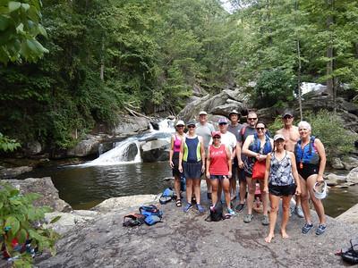 Kayak Trip September 9, 2018