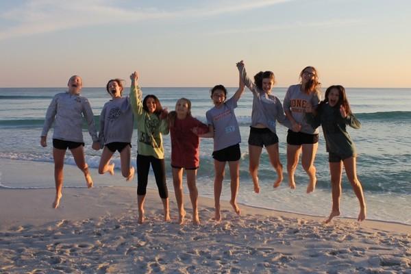 8th Grade Pensacola Trip (11.9.16 - 11.11.16)