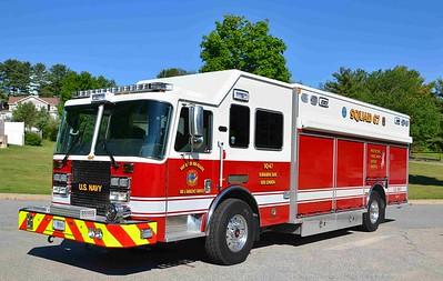 Rescue, Hazmat, specialty vehicles