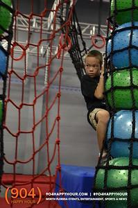 Rebounderz Ninja Competition - 7.27.17