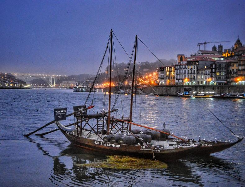 """Evening Ripples"" - Porto, Portugal"