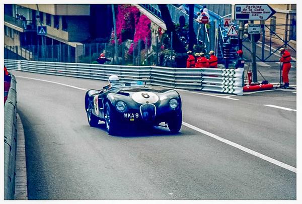 Series C Pre 60 Sports Cars