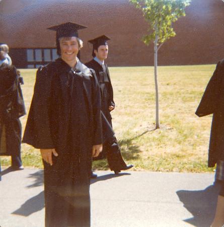 Tom Wilcox Graduation Party