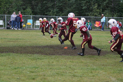 ROOKS- Aug 19 Redskins vs Vikings