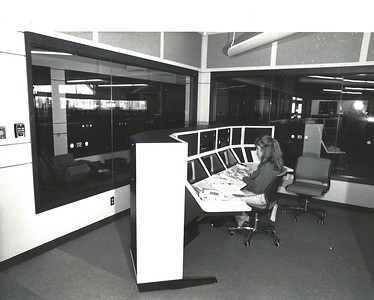 Modern MECA Communications Console