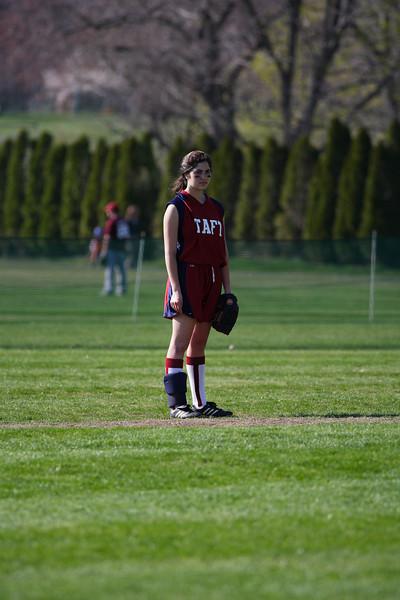 Taft Softball 4-22-08