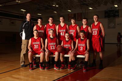 Bangor boy's basketball BBB1213