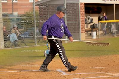 West Bladen 19 St Pauls softball