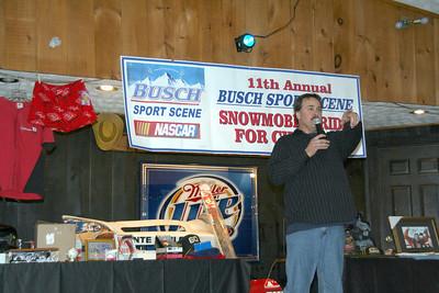 Busch Sports Scene Poker Run @ Rangeley Me 2-5-2010