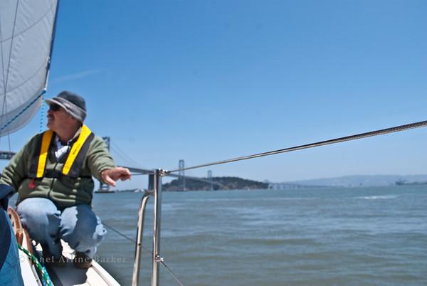San Francisco-Sailing-Willin'