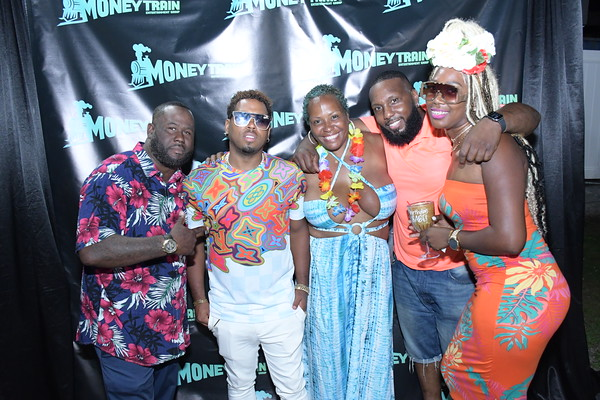 Summer Sexy Luau Day Party/Money Train Ent.