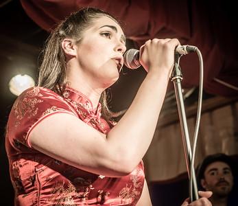 Emma & The Ragmen, Rockabilly Rave 2017