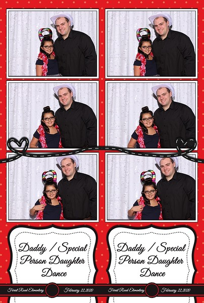 Forest Road Daddy Daughter Dance 2020