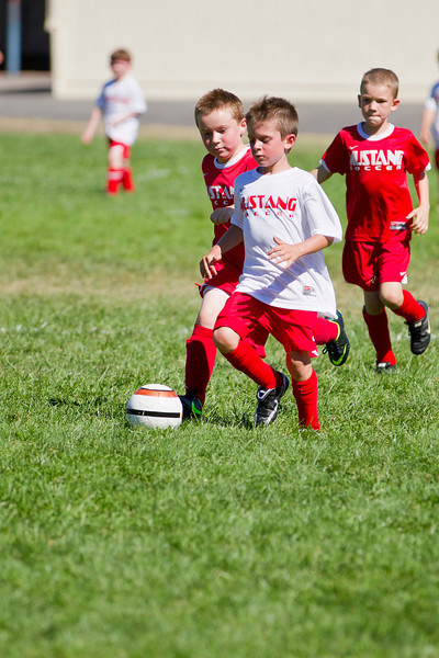 Mustang Soccer