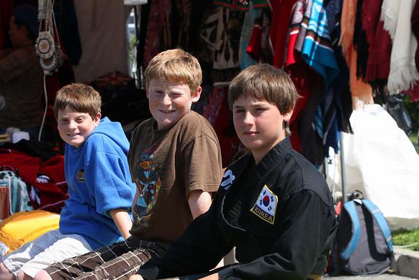 Kuk Sool San Mateo County Fair Aug 09