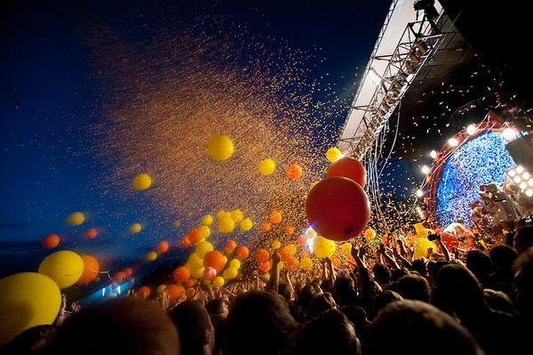 Pitchfork Music Fest & Flaming Lips