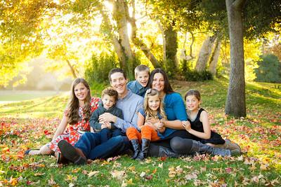 The Bennett Family 2013