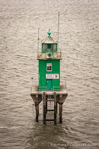 North Bank Lighthouse - Co. Dublin