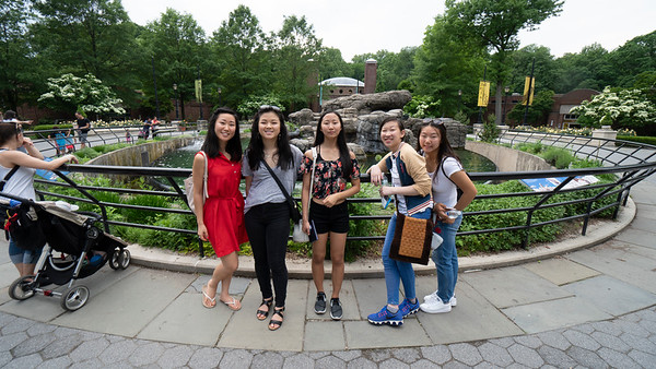 [Sr High] Sisters NYC Park Outing