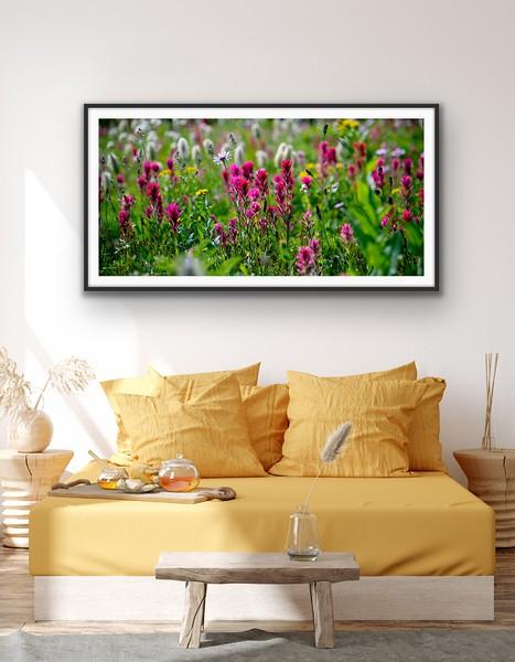'Alpine Beauty' Fine Art Print, Framed/Unframed
