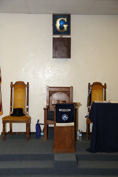 Waynedale Lodge No 739 Rededication Ceremony 04-22-2017