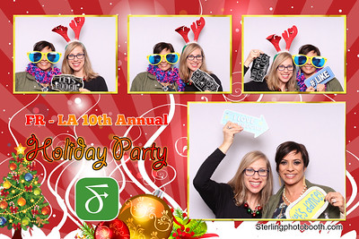FR-LA  10th Annual Holiday Party