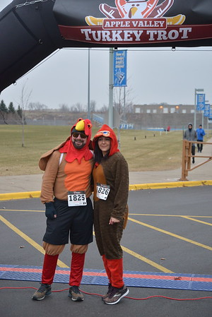Apple Valley Turkey Trot 2018
