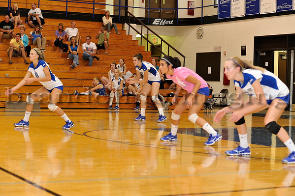 Lincoln-Way East Varsity Girls Volleyball (2009)