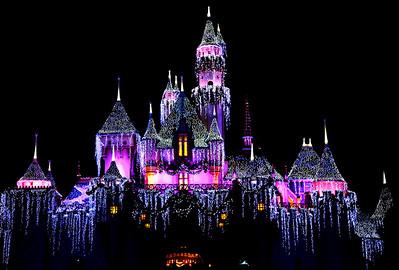DisneyLand, CA, Dec 2011
