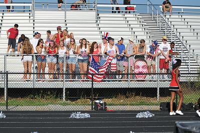 2013-08-30 BHS Football @ Mallard Creek