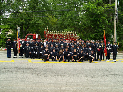 Fire Department Anniversary Celebrations