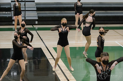 Tigard High School Tigerettes