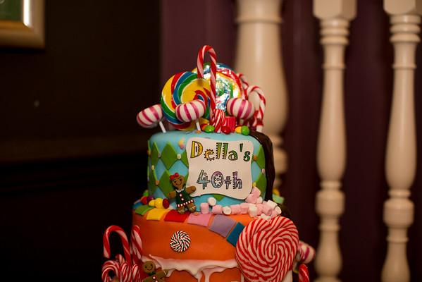 Della's 40th Birthday