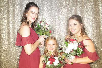 112319 - Shannon Wedding - Mirror Booth