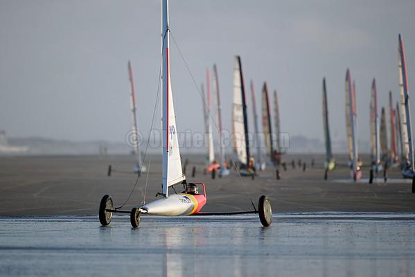 Championnats du Monde de Char à Voile 2006
