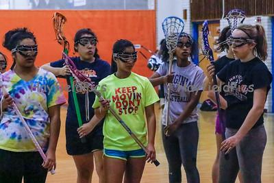 Girls Lacrosse Tryouts 2/23/15