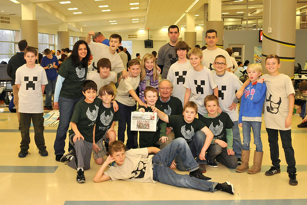 First Lego League Roger Williams