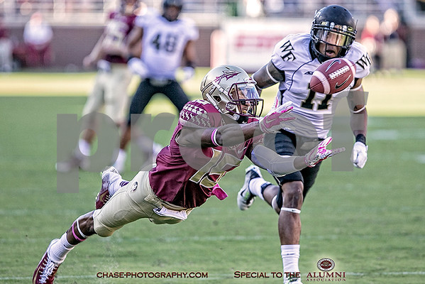 #1 Florida State vs Wake Forest