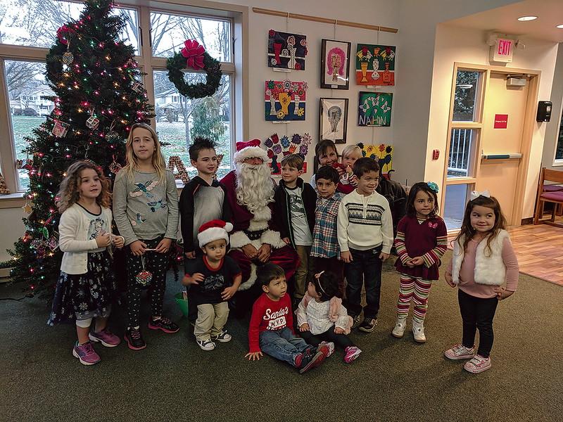 BRL Library Santa Group.jpg