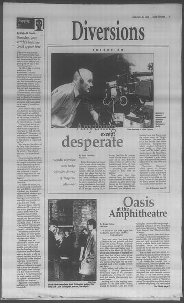 Daily Trojan, Vol. 133, No. 15, January 30, 1998