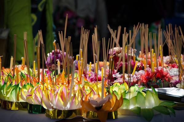 Buddhist Temple Celebration