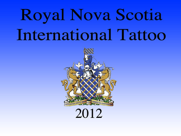 Royal Nova Scotia International Tattoo 2012