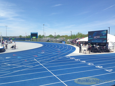 Miscellaneous, Day One - 2014 NCAA II Outdoor T&F Championships