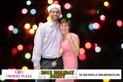 Crowne Plaza Holiday Party