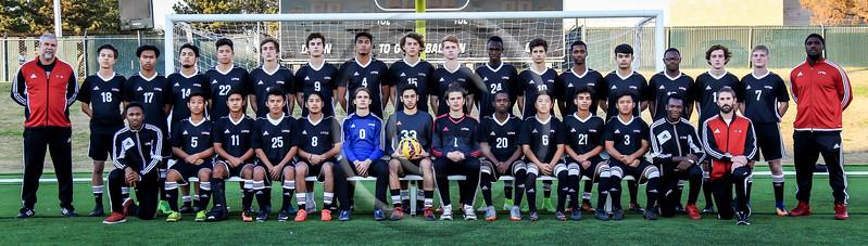 LHHS Soccer Men