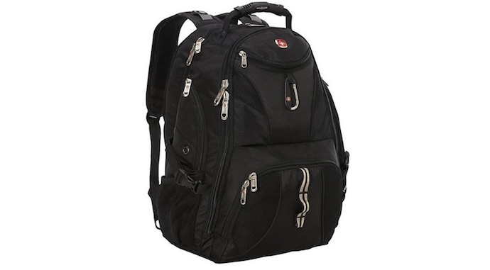 swissgear smartscan 1900 laptop bag