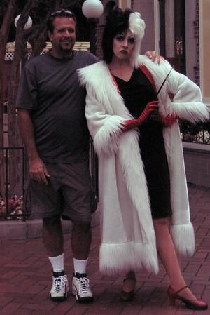 7/9/08 Disneyland with Madison