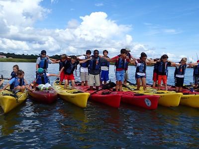 6th Grade Kayak Trip