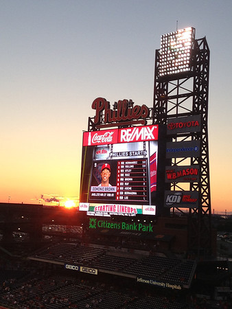 Junior Class Trip to Phillies Game!