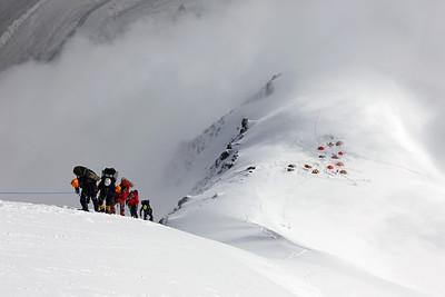 Khan-Tengri (7010m) 2017